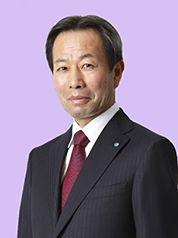 Shoei Yamana, President and CEO Konica Minolta, Inc