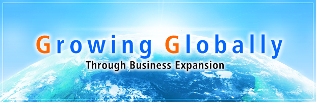 Growing Globally, Through Business Expansion