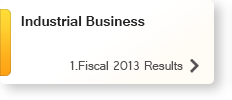 Industrial Business 1.Fiscal 2013 Results