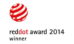 reddot award 2014 winner