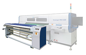 Total solution for inkjet textile printer