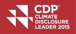 CDP CLIMATE PERFORMANCE LEADER 2015