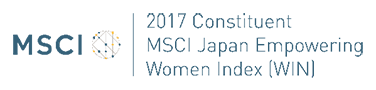 2017 Constituent MSCI Japan Empowering Women Index