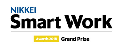 konica minolta receives grand prize in nikkei smart work awards 2018