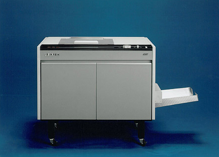 High-performance photostatic plain paper copier, U-Bix480, is launched