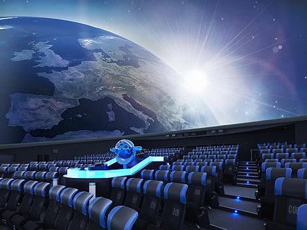 "Konica Minolta Planetarium ""Tenku"" is opened at the TOKYO SKYTREE TOWN®"