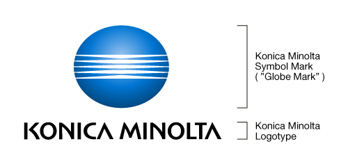 Symbol Logo Corporate Information Konica Minolta