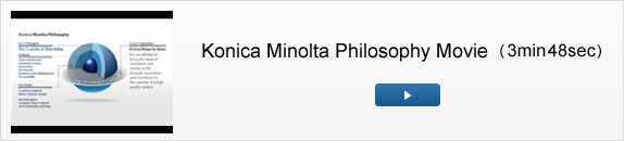The image of Konica Minolta Philosophy