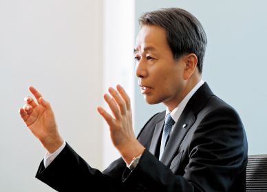 Shoei Yamana President and CEO