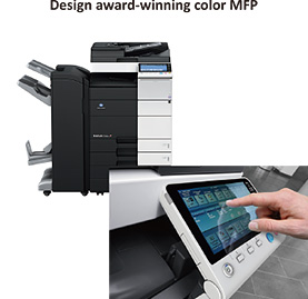 Design award-winning color MFP