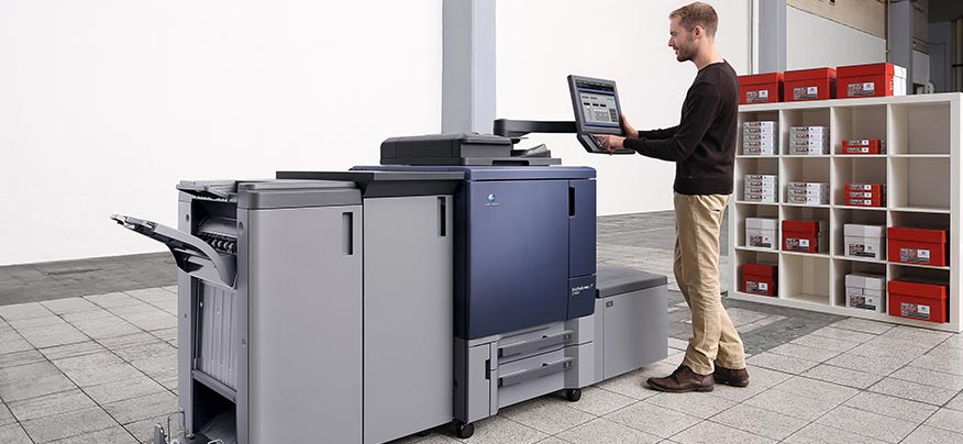 Color Production Print System