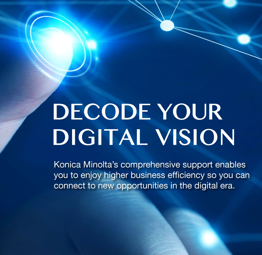 Decode your digital vision